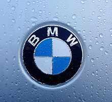 When BMW is drenched and wet by santoshputhran