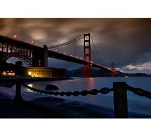 San Francisco Eves Photographic Print