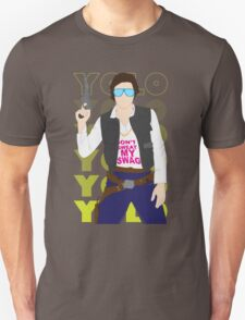 Han YOLO Unisex T-Shirt