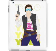 Han YOLO iPad Case/Skin