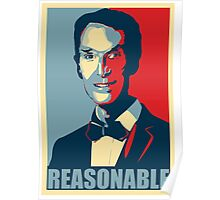 Reasonable Man Poster