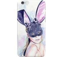Your playful bunny iPhone Case/Skin