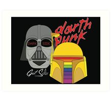 Darth Punk - Get Solo Art Print