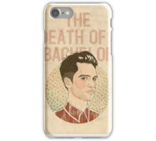 Death of a Bachelor  iPhone Case/Skin