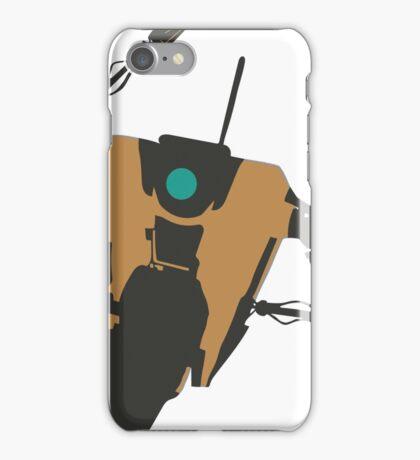 Claptrap Party iPhone Case/Skin
