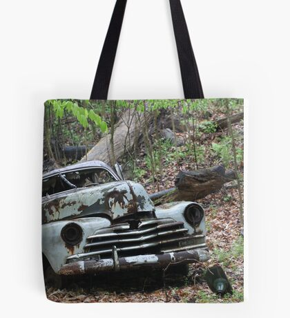 May Old Motor Car Tote Bag