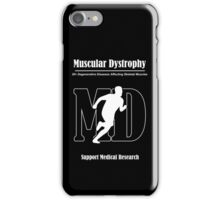 Muscular Dystrophy Awareness iPhone Case/Skin
