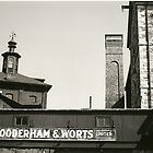 Old Country- Distillery District toronto  by Liamspero