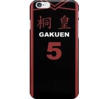 Touou: Aomine Daiki iPhone Case/Skin