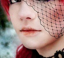 Crystal lips by hanloufoley