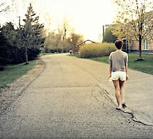 """Run"" - Pearly Rideau Ottawa by Liamspero"