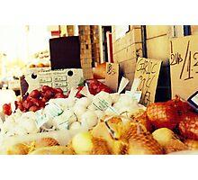 """Local Market"" - Chinatown Ottawa Photographic Print"