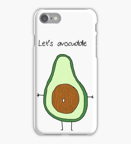 Lets Avocuddle iPhone Case/Skin