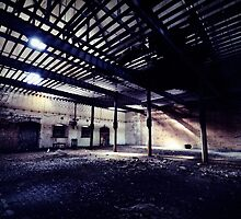 Scale ~ Sleaford Bass Maltings by Josephine Pugh