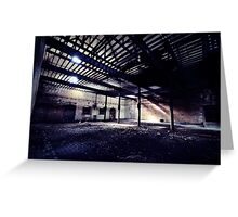 Scale ~ Sleaford Bass Maltings Greeting Card