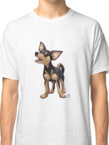 Animal Parade Chihuahua Silhouette Classic T-Shirt