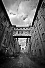 The Span ~ Sleaford Bass Maltings by Josephine Pugh