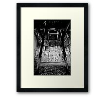 Support ~ Sleaford Bass Maltings Framed Print