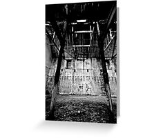 Support ~ Sleaford Bass Maltings Greeting Card