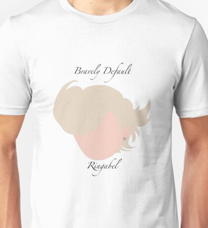 Bravely Default Ringabel Unisex T-Shirt