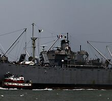 SS Jeremiah O'Brien by fototaker