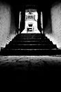 Basement Exit ~ Sleaford Bass Maltings by Josephine Pugh
