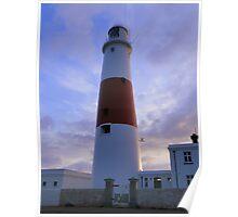 Dorset: Portland Bill Lighthouse Poster