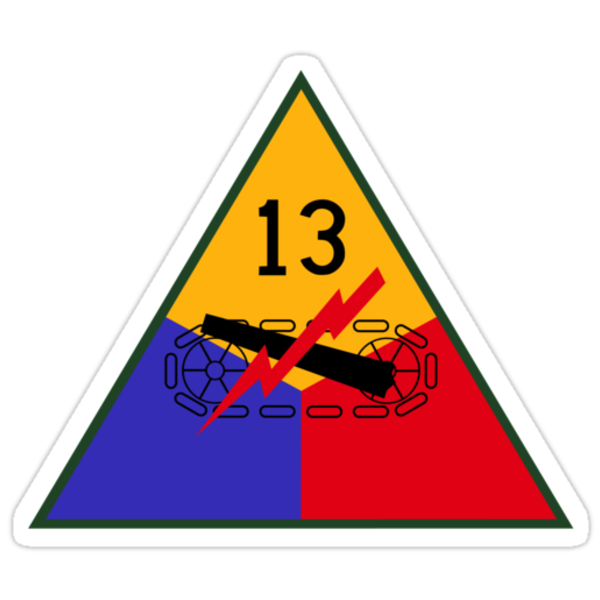 Th Armored Division Black Cats