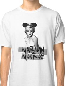 marilyn monroe minnie Classic T-Shirt