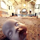 Sleeping ~ Sleaford Bass Maltings by Josephine Pugh