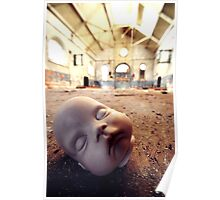Sleeping ~ Sleaford Bass Maltings Poster