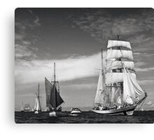 Parade 12 Canvas Print