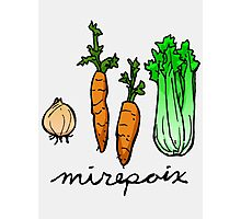mirepoix Photographic Print