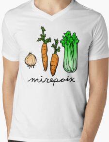 mirepoix Mens V-Neck T-Shirt