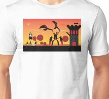 Patapon battle at dawn Unisex T-Shirt