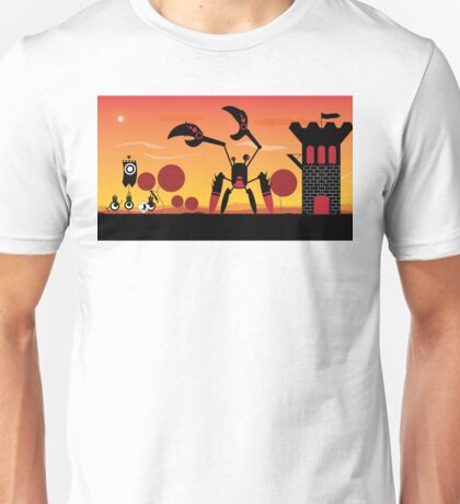 Patapon battle at dawn Unisex T-Shirt