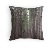 Towering Beauty Throw Pillow