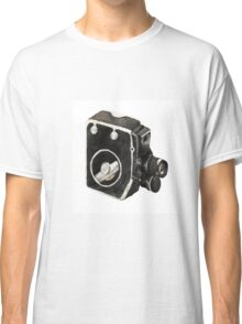 Vintage video camera Classic T-Shirt