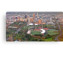 Flying home....Adelaide Canvas Print