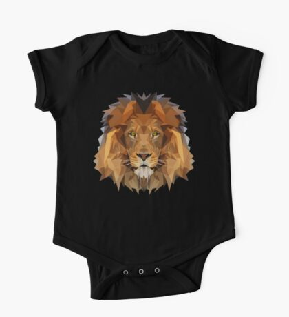 Lion One Piece - Short Sleeve