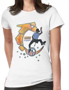 uni addict Womens Fitted T-Shirt