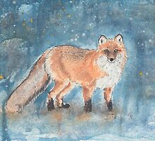 Fox by Troglodyte