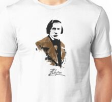 Frederic Chopin Unisex T-Shirt