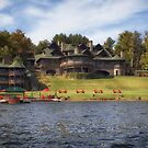 Lake Placid Lodge - Lake Placid by Yannik Hay