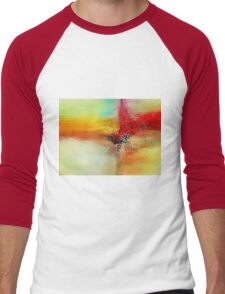 Modern art Men's Baseball ¾ T-Shirt