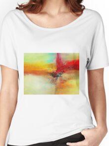 Modern art Women's Relaxed Fit T-Shirt