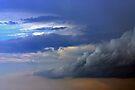 Pastel Clouds by Debbie Pinard