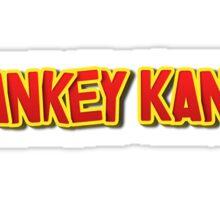 Dankey Kang Sticker