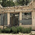 Sunny Side Up - Abandoned Cafe by TWindDancer