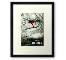 Narcos 2015 Framed Print